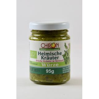 Heimische Kräuterwürze kbA 95 g