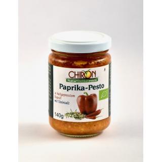 Paprika-Pesto