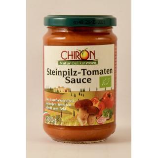 Steinpilz-Tomaten Sauce