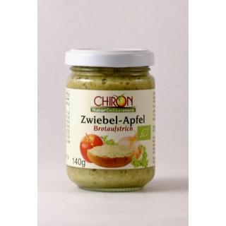Zwiebel-Apfel Brotaufstrich