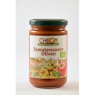 Oliven Tomatensauce kbA 280 g