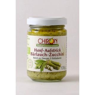 Hanfaufstrich Bärlauch Zucchini kbA 135 g