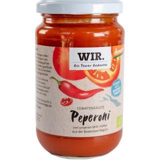 Tomatensauce mit Peperoni WIR