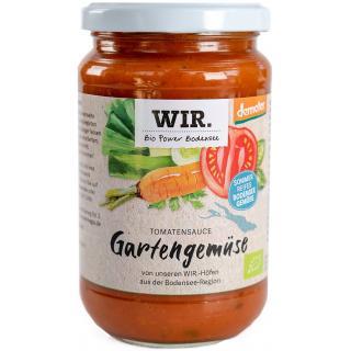 Tomatensauce Gartenkräuter WIR
