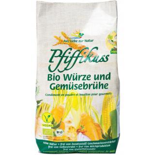 Pfiffikuss Streuwürze & Gemüsebrühe - Nachfüllpack
