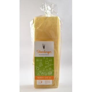 Lasagneplatten ohne Ei